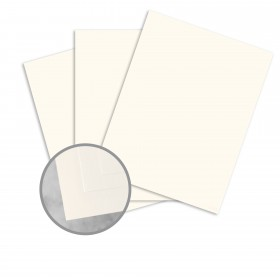 Curious Skin Ivory Paper - 27 1/2 x 39 3/8 in 91 lb Text Skin 200 per Package