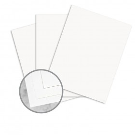 Durilla Durable Papers Premium White Card Stock - 8 1/2 x 11 in 103 lb Cover Matte 250 per Package