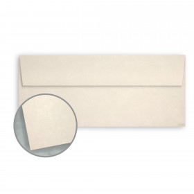 Dur-O-Tone Butcher Off White Envelopes - No. 10 Square Flap (4 1/8 x 9 1/2) 60 lb Text Smooth  100% Recycled 500 per Box