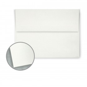 Dur-O-Tone Newsprint Extra White Envelopes - A6 (4 3/4 x 6 1/2) 70 lb Text Smooth  100% Recycled 250 per Box