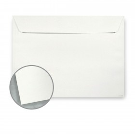 Dur-O-Tone Newsprint Extra White Envelopes - No. 6 1/2 Booklet (6 x 9) 70 lb Text Smooth 100% Recycled 500 per Carton