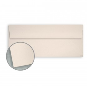 Dur-O-Tone Newsprint White Envelopes - No. 10 Square Flap (4 1/8 x 9 1/2) 70 lb Text Smooth  100% Recycled 500 per Box