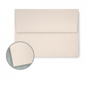 Dur-O-Tone Newsprint White Envelopes - A7 (5 1/4 x 7 1/4) 70 lb Text Smooth  100% Recycled 250 per Box
