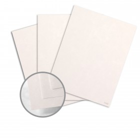 Dur-O-Tone Butcher White Card Stock - 26 x 40 in 80 lb Cover Smooth  100% Recycled 500 per Carton