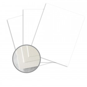EAMES Painting Eames Solar White Card Stock - 26 x 40 in 80 lb Cover Vellum  30% Recycled 300 per Carton