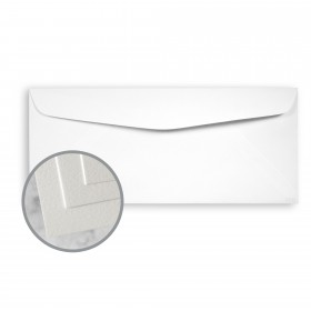 EAMES Painting Eames Solar White Envelopes - No. 10 Commercial (4 1/8 x 9 1/2) 24 lb Writing Vellum  30% Recycled 500 per Box
