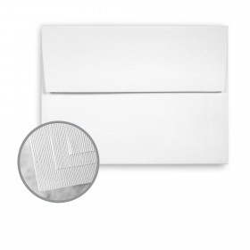 EAMES Painting Eames Solar White Envelopes - A2 (4 3/8 x 5 3/4) 80 lb Text Canvas  30% Recycled 250 per Box