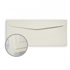 ENVIRONMENT Birch Envelopes - No. 10 Commercial (4 1/8 x 9 1/2) 70 lb Text Smooth  30% Recycled 500 per Box