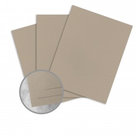 ENVIRONMENT Concrete Paper - 25 x 38 in 70 lb Text Raw  30% Recycled 500 per Carton