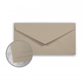 ENVIRONMENT Concrete Envelopes - Monarch (3 7/8 x 7 1/2) 70 lb Text Raw  30% Recycled 500 per Box