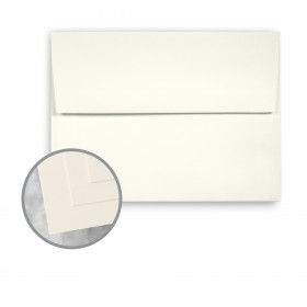 ENVIRONMENT Natural White Envelopes - A10 (6 x 9 1/2) 24 lb Writing Smooth  30% Recycled 250 per Box