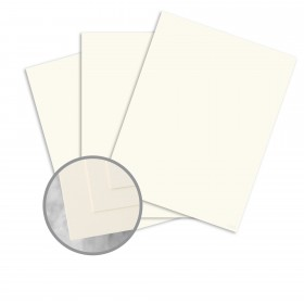 ENVIRONMENT PC 100 Natural Card Stock - 8 1/2 x 11 in 80 lb Cover Smooth  100% Recycled 250 per Package