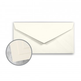 ENVIRONMENT Natural White Envelopes - Monarch (3 7/8 x 7 1/2) 24 lb Writing Smooth  30% Recycled 500 per Box