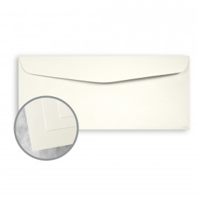 ENVIRONMENT PC 100 Natural Envelopes - No. 10 Commercial (4 1/8 x 9 1/2) 80 lb Text Smooth  100% Recycled 500 per Box