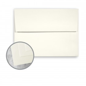ENVIRONMENT PC 100 Natural Envelopes - A7 (5 1/4 x 7 1/4) 24 lb Writing Smooth  100% Recycled 250 per Box