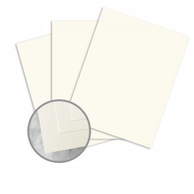 ENVIRONMENT PC 100 Natural Card Stock - 26 x 40 in 80 lb Cover Smooth  100% Recycled 300 per Carton