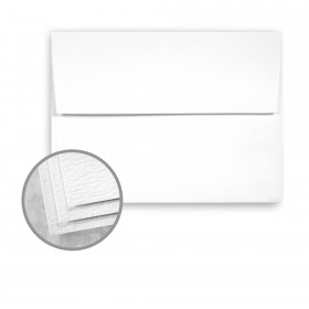 ENVIRONMENT White Envelopes - A2 (4 3/8 x 5 3/4) 80 lb Text Felt  80% Recycled 250 per Box