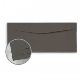 ENVIRONMENT Wrought Iron Envelopes - No. 10 Commercial (4 1/8 x 9 1/2) 70 lb Text Raw  30% Recycled 500 per Box