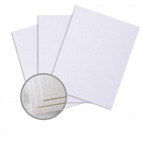 ESSE Pearlized Crystal Card Stock - 26 x 40 in 105 lb Cover Texture C/2S  30% Recycled 250 per Carton