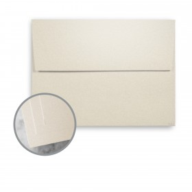 ESSE Pearlized Latte  Envelopes - A2 (4 3/8 x 5 3/4) 80 lb Text Smooth C/2S  30% Recycled 250 per Box