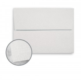 ESSE Pearlized White Envelopes - A6 (4 3/4 x 6 1/2) 80 lb Text Texture C/2S  30% Recycled 250 per Box