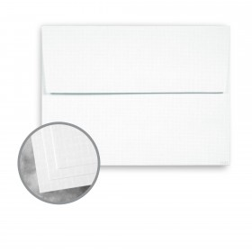 ESSE White Envelopes - A2 (4 3/8 x 5 3/4) 80 lb Text Texture  30% Recycled 250 per Box