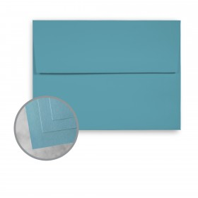 Exact Brights Bright Blue Envelopes - A6 (4 3/4 x 6 1/2) 60 lb Text Smooth 250 per Box