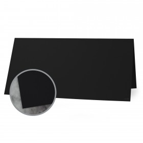 Flavours Gourmet Black Truffle Folded Cards - A6 (4 5/8 x 6 1/4 folded) 12 pt Cover Smooth 25 per Box