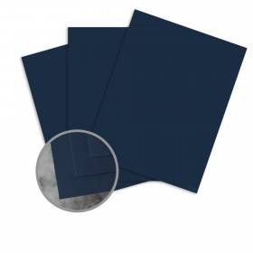 Flavours Gourmet Candied Blue Violet Card Stock - 8 1/2 x 11 in 12 pt Cover Smooth 25 per Package