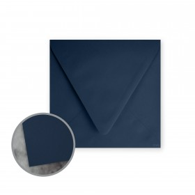 Flavours Gourmet Candied Blue Violet Envelopes - No. 6 1/2 Square (6 1/2 x 6 1/2) 70 lb Text Smooth 25 per Box