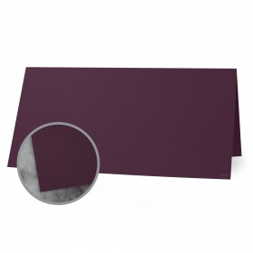 Flavours Gourmet Cabernet Folded Cards - A6 (4 5/8 x 6 1/4 folded) 12 pt Cover Smooth 25 per Box