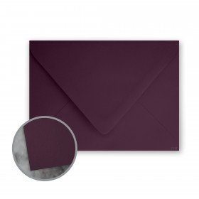 Flavours Gourmet Cabernet Envelopes - A7 (5 1/4 x 7 1/4) 70 lb Text Smooth 25 per Box