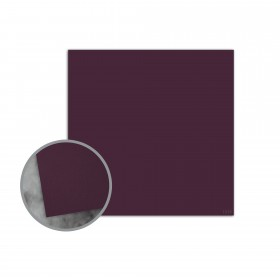 Flavours Gourmet Cabernet Flat Cards - No. 5 1/2 Square (5 1/2 x 5 1/2) 12 pt Cover Smooth 250 per Carton