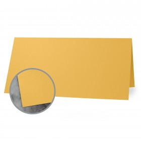 Flavours Gourmet Carmelized Mustard Folded Cards - A6 (4 5/8 x 6 1/4 folded) 12 pt Cover Smooth 25 per Box
