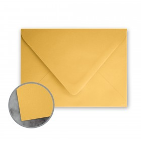 Flavours Gourmet Carmelized Mustard Envelopes - A2 (4 3/8 x 5 3/4) 70 lb Text Smooth 25 per Box