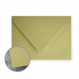 Flavours Gourmet Lemongrass Envelopes - A9 (5 3/4 x 8 3/4) 70 lb Text Smooth 25 per Box