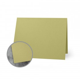 Flavours Gourmet Lemongrass Folded Cards - A6 (4 5/8 x 6 1/4 folded) 12 pt Cover Smooth 250 per Carton