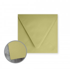 Flavours Gourmet Lemongrass Envelopes - No. 5 3/4 Square (5 3/4 x 5 3/4) 70 lb Text Smooth 250 per Carton