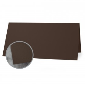 Flavours Gourmet Moroccan Cocoa Folded Cards - A6 (4 5/8 x 6 1/4 folded) 12 pt Cover Smooth 25 per Box