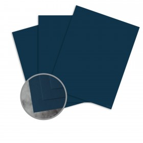 Flavours Gourmet Myrtle Blueberry Card Stock - 8 1/2 x 11 in 12 pt Cover Smooth 25 per Package