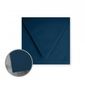 Flavours Gourmet Myrtle Blueberry Envelopes - No. 6 1/2 Square (6 1/2 x 6 1/2) 70 lb Text Smooth 25 per Box