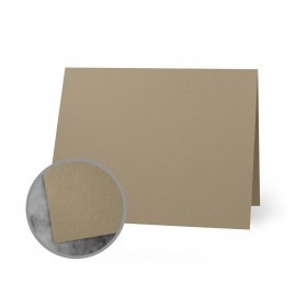 Flavours Gourmet Rubbed Sage Folded Cards - A1 (3 1/2 x 4 7/8 folded) 12 pt Cover Smooth 250 per Carton