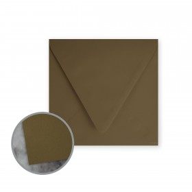 Flavours Gourmet Thai Basil Envelopes - No. 6 1/2 Square (6 1/2 x 6 1/2) 70 lb Text Smooth 25 per Box