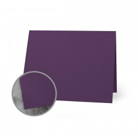 Flavours Gourmet Vino Cotto Folded Cards - A7 (5 1/8 x 7 folded) 12 pt Cover Smooth 250 per Carton