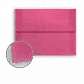 Glama Natural Blush Envelopes - A7 (5 1/4 x 7 1/4) 27 lb Bond Translucent Vellum 250 per Box