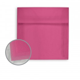 Glama Natural Blush Envelopes - No. 6 1/2 Square (6 1/2 x 6 1/2) 27 lb Bond Translucent Vellum 250 per Box