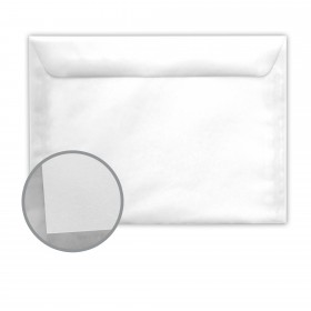 Glama Natural Clear Envelopes - No. 9 1/2 Booklet (9 x 12) 29 lb Bond Translucent Vellum 500 per Box