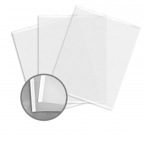 Glama Natural Clear Paper - 18 x 12 in 40 lb Bond Translucent Vellum 300 per Package
