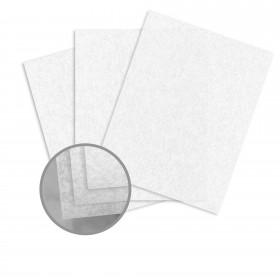 Glama Natural Parchment White Paper - 8 1/2 x 11 in 29 lb Bond Translucent Vellum 500 per Ream