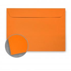 Glo-Tone Orange Light Envelopes - No. 6 1/2 Booklet (6 x 9) 60 lb Text Vellum 100% Recycled 500 per Carton